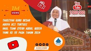 Download Ceramah Abuya Uci Turtusi - Haul Syaikh Abdul Qodir 2014 Video