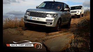 Download Crazy £158k Range Rover SVA Off-roading | Water Wading in Luxury | GTD Vlog Video