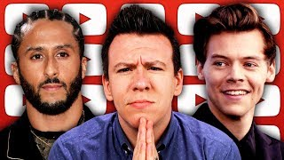 Download WOW! Secret Group Exposed, Harry Styles Louis Tomlinson Fanfic Outrage, & Nike Betsy Ross Pull Video