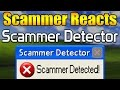 Download Scammer Reacts To Scammer Detector | Tech Support Scammer Trolling Video