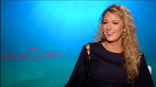Download BLAKE LIVELY interview - THE SHALLOWS, DEADPOOL Video