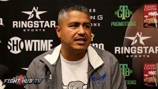 Download Cuellar vs. Mares- The Full Robert Garcia Trainer Roundtable Video Video