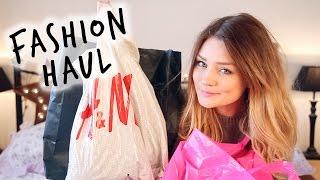 Download FASHION HAUL: Zara, H&M, Forever21 & More! | tinytwisst Video
