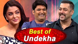 Download Salman Khan and Aishwarya Rai Bachchan in Best of Undekha | The Kapil Sharma Show | Sony LIV | HD Video