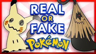 Download Real or Fake Pokemon 2 Video