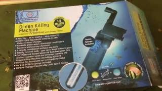 Download Unboxing and Product Review: Green Killing Machine UV Sterilizer Video