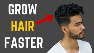 Download How to Grow Hair Faster, Thicker & Fuller Video