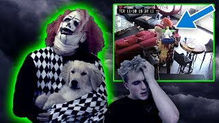 Download THE KILLER CLOWNS CAME BACK & STOLE THOR!! (SECURITY FOOTAGE) Video
