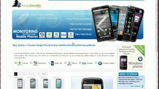 Download Cell Phone Tracking App Review Video for: Android - iPhone- Blackberry Video