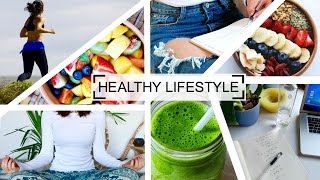 Download HOW TO START A HEALTHY LIFESTYLE IN 2017 / 5 Simple Tips - Nika Erculj Video