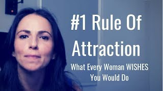 Download #1 Rule For Attracting Women Is This: Approach & ″State Intent″ CORRECTLY Video