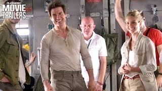 Download The Mummy Featurette | Tom Cruise shows off his insane stunt skills Video