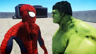 Download ULTIMATE SPIDERMAN VS THE INCREDIBLE HULK Video