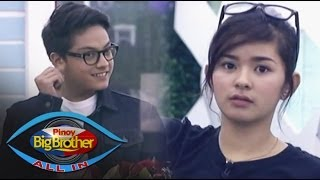 Download PBB: Daniel Padilla surprises Loisa with flowers in PBB Video