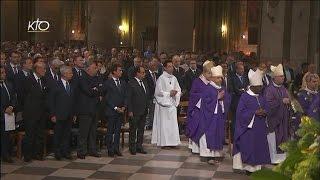 Download Messe à l'intention des victimes de Saint-Etienne-du-Rouvray et de leurs familles Video
