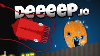Download Deeeep.io - The Amazing Giant Squid! - New Animals! - Let's Play Deeeep.io Gameplay Video