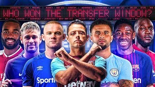 Download WHO WON THE TRANSFER WINDOW? - IMO #35 Video