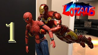 Download Spider Man Action Series Episode 1 Video