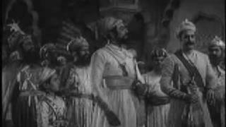 Download Shivaji Maharaj confronts Aurangzeb Video