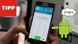 Download GSM-Codes: Geheime Funktionen an Ihrem Android-Smartphone Video