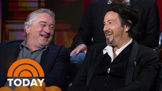 Download 'The Godfather' Reunion Brings Cast And Director Together For 45th Anniversary (Full) | TODAY Video