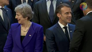 Download Reception of G20 leaders by President Mauricio Macri (Part 2) Video