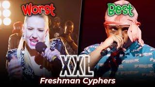 Download Best vs. Worst XXL Freshman Cyphers Video