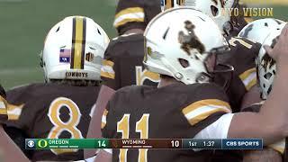 Download Football vs. Oregon Highlights (9-16-17) Video