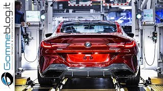 Download BMW 8 Series Coupe PRODUCTION Video