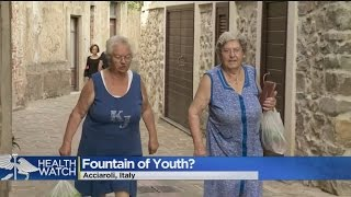 Download Real 'Fountain Of Youth' Discovered In Italy? Video