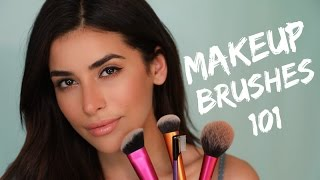 Download All About Makeup Brushes | Real Techniques GUIDE Video