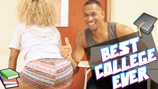 Download BEST COLLEGE EVER Video