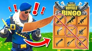 Download Legendary BINGO In Fortnite Battle Royale! Video