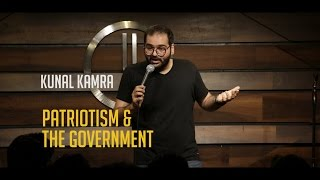 Download Patriotism & the Government | Stand-up Comedy by Kunal Kamra Video
