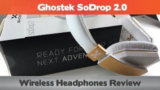 Download Best Over Ear Wireless Headphones for Glasses Wearers - Ghostek SoDrop 2.0 Review Video