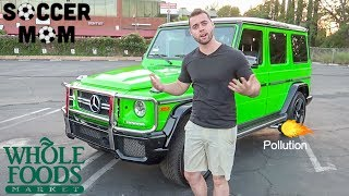 Download HOW TO PROPERLY USE A MERCEDES G-WAGON (Parody) Video