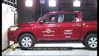 Download TOYOTA HILUX PRUEBAS DE SEGURIDAD Video