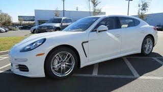 Download 2014 Porsche Panamera 4S Executive Start Up, Exhaust, and In Depth Review Video
