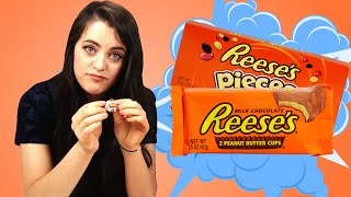 Download Irish People Taste Test Reese's Candy Video