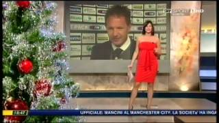 Download Gnok Calcio Show - Il problema di Ilaria D'Amico 20/12/2009 Video