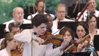 Download Dallas Symphony Orchestra with Augustin Hadelich: Hadelich Plays Bruch Video