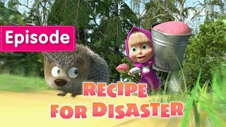 Download Masha and The Bear - Recipe For Disaster (Episode 17) Video