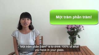 Download Vietnamese Slang and Idioms #4: Drinking beer in Vietnam Video