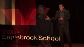 Download A Better Biff: How Love and Compassion prevent bullying | Karl Dechen Thurman | TEDxEaglebrookSchool Video