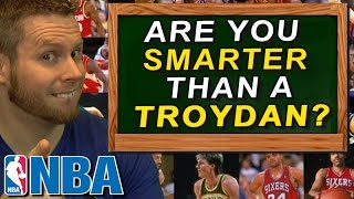 Download Are you Smarter than a Troydan? NBA Quiz Video