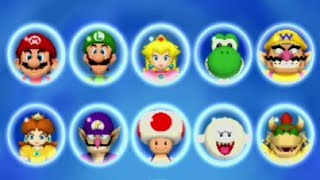Download Mario Party 5 - All Characters Video