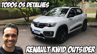 Download Teste do RENAULT KWID OUTSIDER. Por R$ 44 mil, ele é melhor que o Fiat Mobi Way? Video