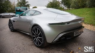 Download IN-DEPTH LOOK: Aston Martin DB10 from SPECTRE - Walkaround, Onboard Ride Video