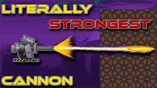 Download Strongest Cannon Combo (Scattershot Commander) - Forts RTS [109] Video