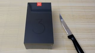 Download OnePlus 3T - Midnight Black Unboxing! (4K) Video